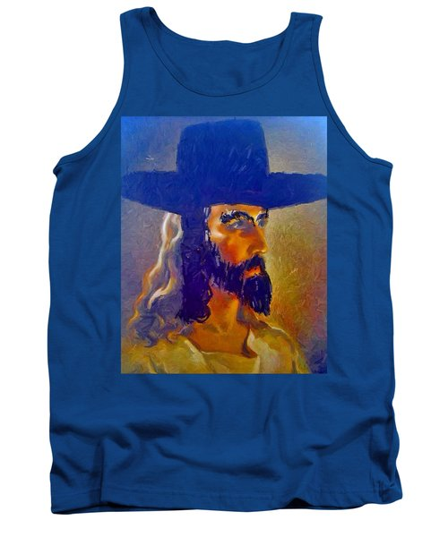The Man Tank Top by Lisa Piper