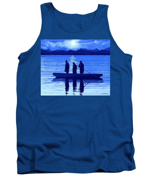 The Night Fishermen Tank Top