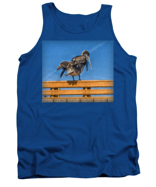 The Pelican Tank Top by Hanny Heim