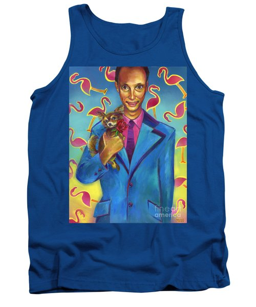 The Pharaoh Of Filth Tank Top