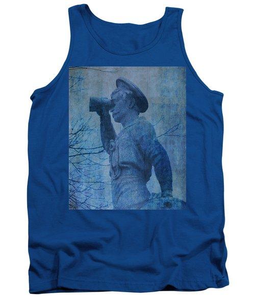 The Seaman In Blue Tank Top