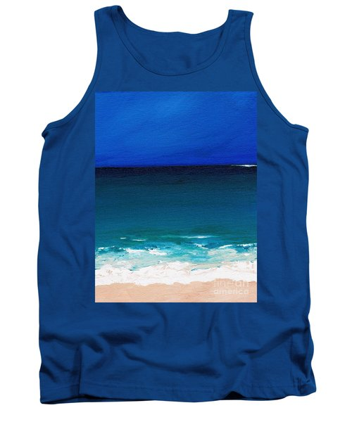 The Tide Coming In Tank Top
