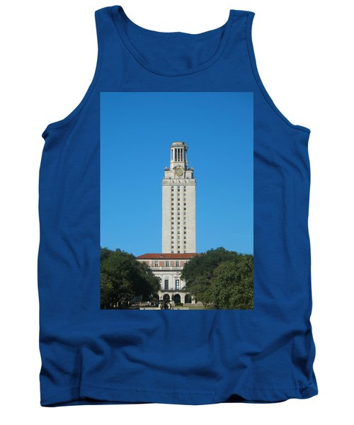 The University Of Texas Tower Tank Top