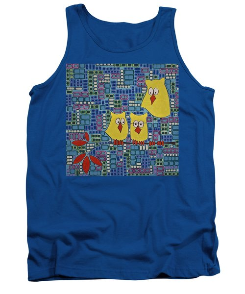 The Watch Tank Top