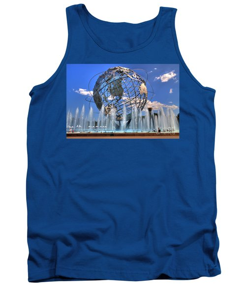 The Whole World In My Hands Tank Top