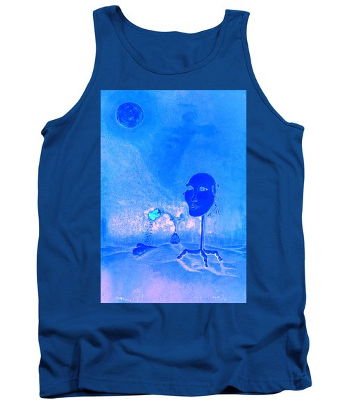 There Could Be No Understanding Without Love Tank Top