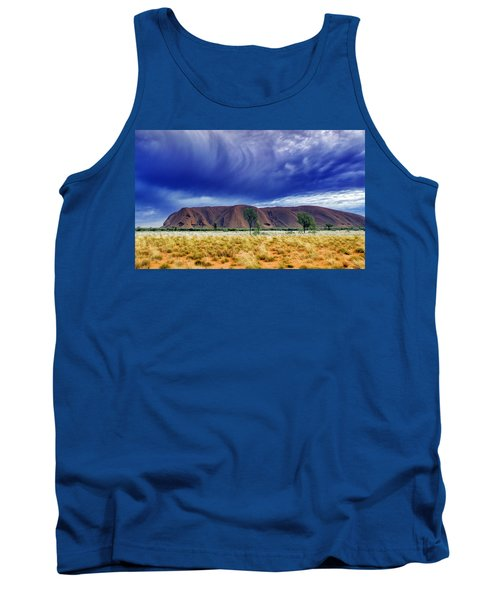 Thunder Rock Tank Top by Holly Kempe