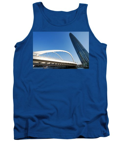 Tianjin City Tank Top