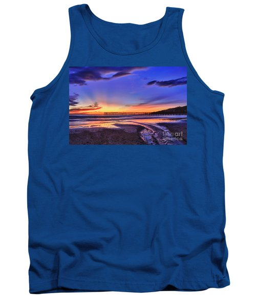 To The Sea Tank Top