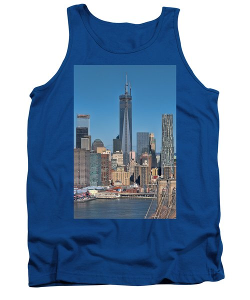 Topping Out Tank Top
