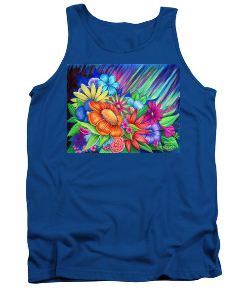 Toward The Light Tank Top