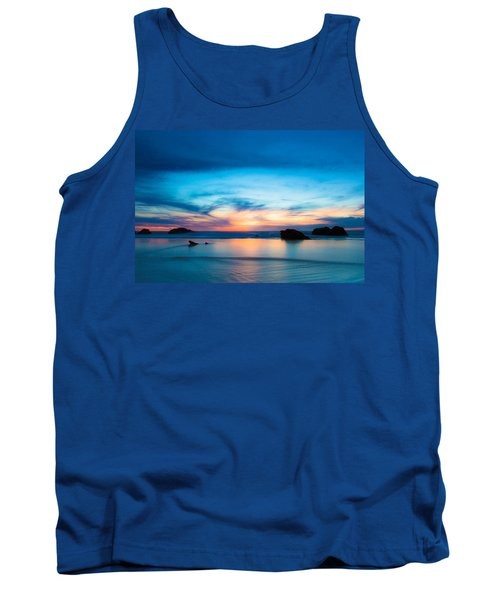Traveling The Infinite Tank Top