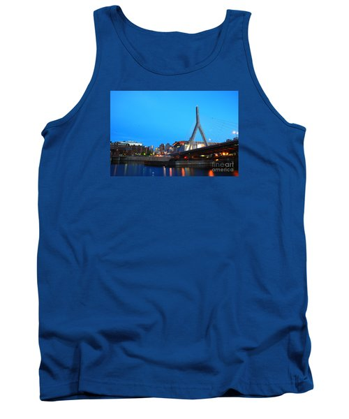 Tribute To Mr Zakim Tank Top