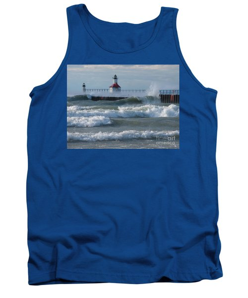 Tumultuous Lake Tank Top