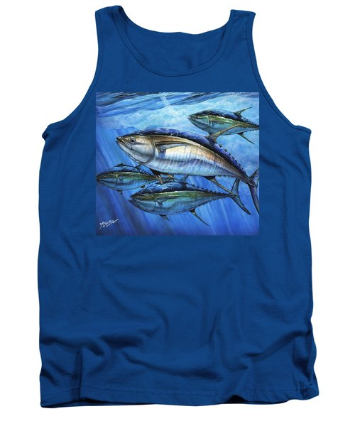 Tuna In Advanced Tank Top