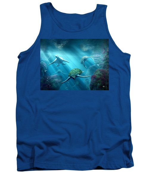 Turtle Alley Tank Top