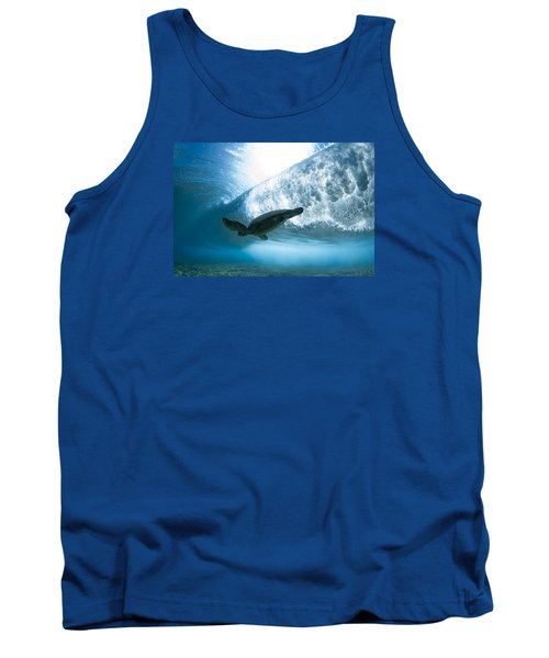 Turtle Clouds Tank Top