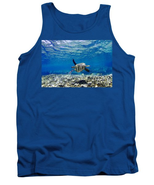 Turtle Cruise Tank Top