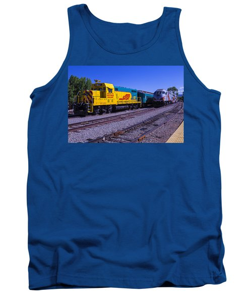 Two Trains Tank Top