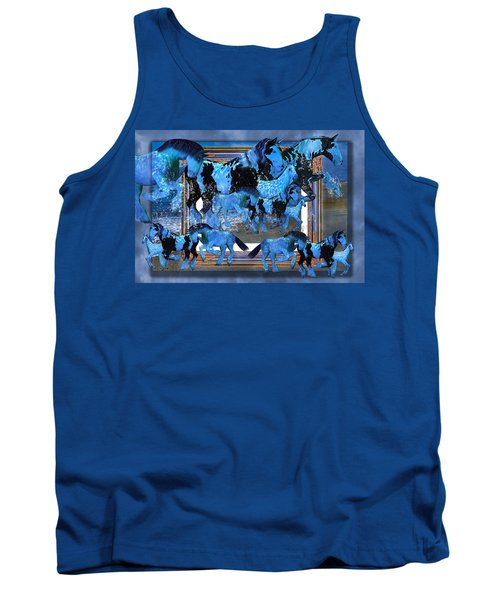 Unconfined World Confined Tank Top