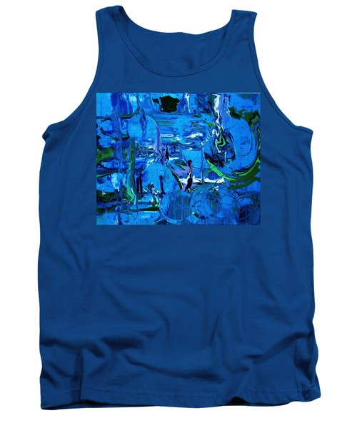Undercurrents Tank Top
