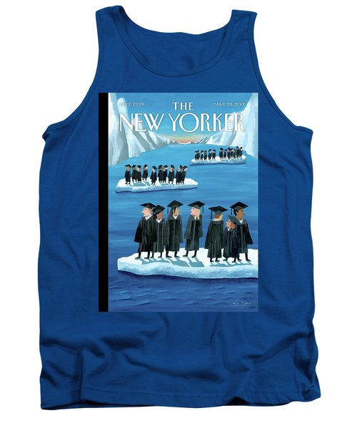New Yorker May 28th, 2012 Tank Top