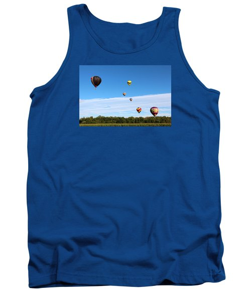 Up Up And Away Tank Top by George Jones