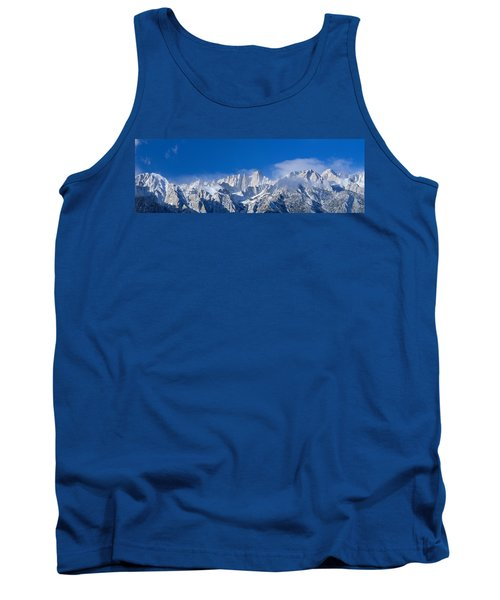 Usa, California, Mount Whitney Tank Top