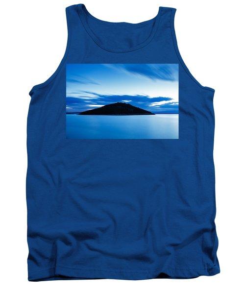 Veli Osir Island At Dawn Tank Top