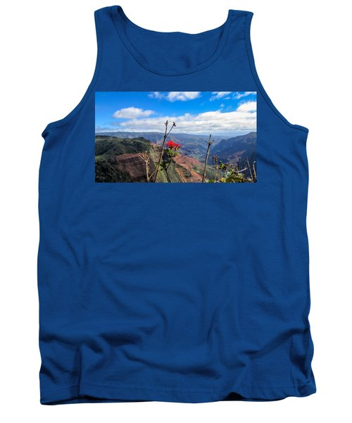 Waimea Canyon Tank Top