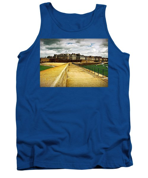 Walkway To Intra Muros Tank Top
