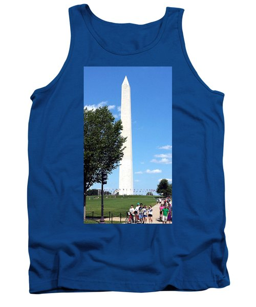 Washington Monument Tank Top