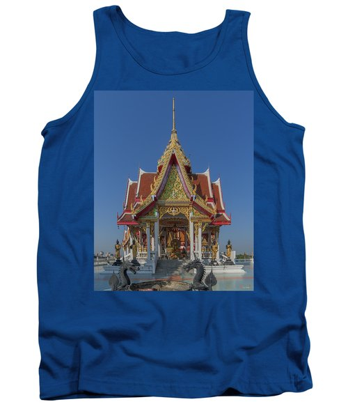 Wat Bukkhalo Central Roof-top Pavilion Dthb1809 Tank Top