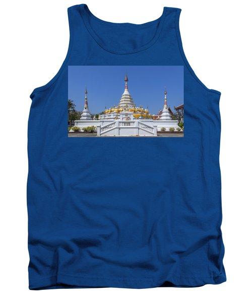 Wat Songtham Phra Chedi Dthb1915 Tank Top