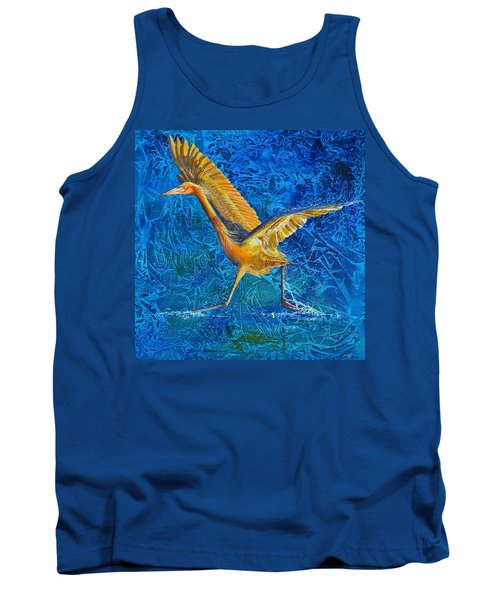 Water Run Tank Top