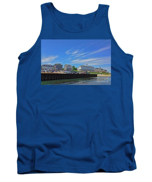 Water Street Block Island Tank Top by Todd Breitling