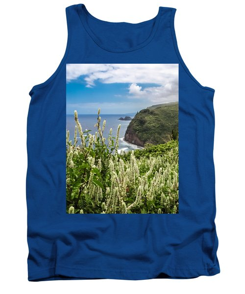 Wild Flowers At Pololu Tank Top