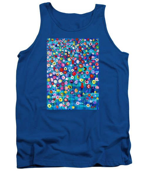 Wildflower Fiesta Tank Top