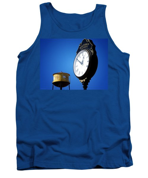 Tank Top featuring the photograph Winthrop Time by Greg Simmons