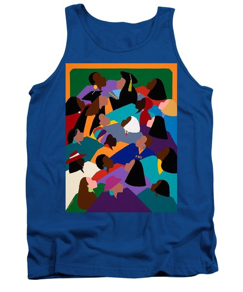 Women Lifting Their Voices Tank Top