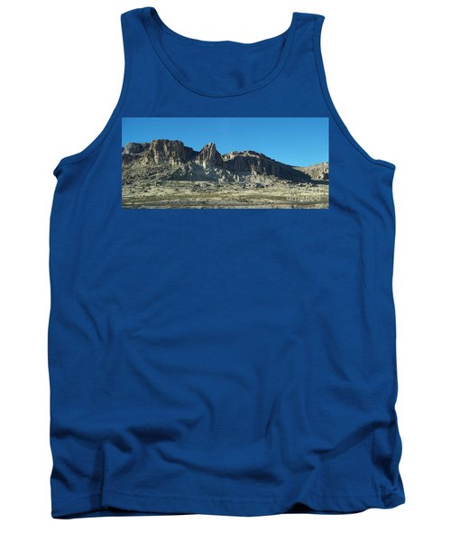 Tank Top featuring the photograph Western Landscape by Eunice Miller