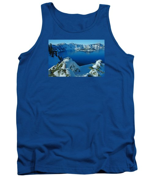Tank Top featuring the photograph WOW by Nick  Boren