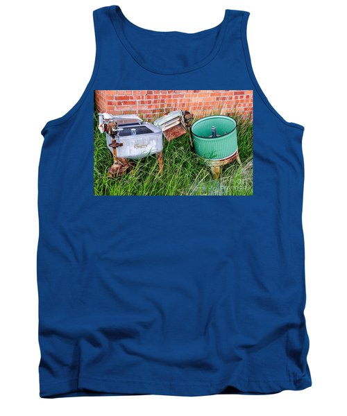 Wringer Washer And Laundry Tub Tank Top