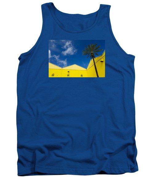 Yellow Warehouse Tank Top