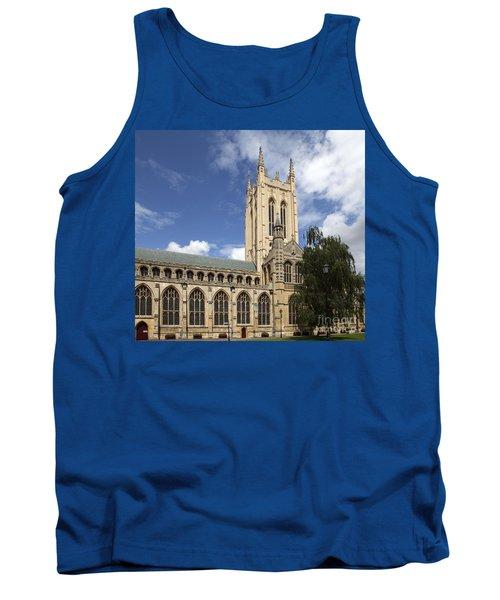 St Edmundsbury Cathedral  Tank Top