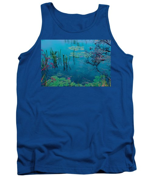 Another World Vii Tank Top