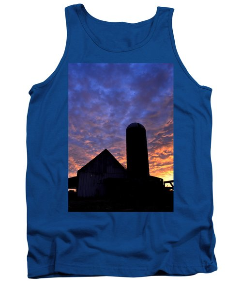 Barnyard Sunrise I Tank Top