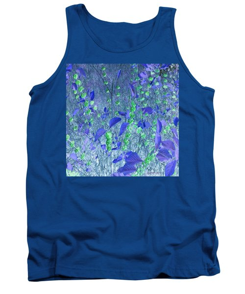 Tank Top featuring the photograph Berries In Repose by George Pedro