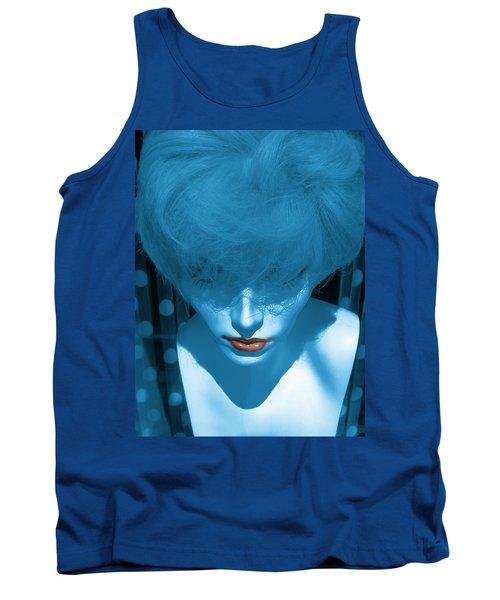 Blue Kiss Tank Top