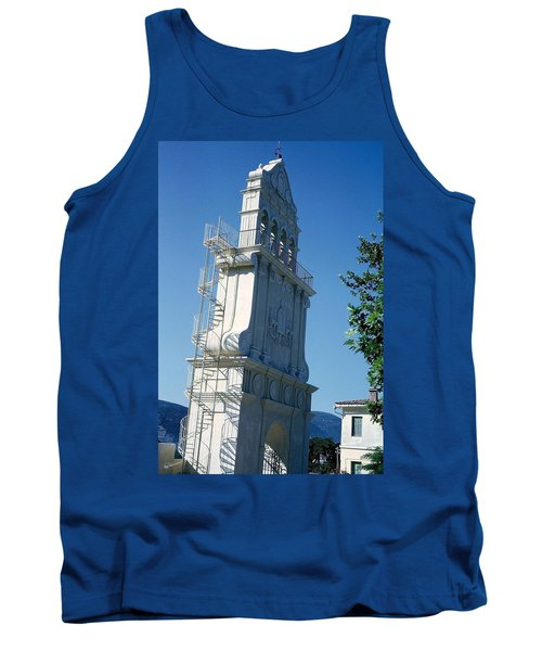 Church Bells Tank Top
